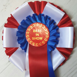 Best in Show Rosette