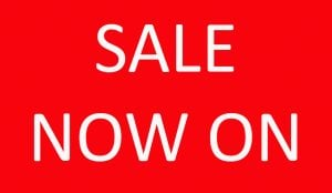 Darlow Rosettes Sale